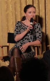 Kate Speaking 2